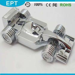 Carro de corrida de F1 Metal forma uma unidade flash USB (EP039)