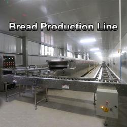 フルオートのハンバーガーのパンの生産ライン中国