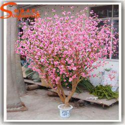 Décoration intérieure de faux Cherry Blossom arbre artificiel Bonsai
