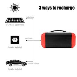 300W La sauvegarde de batterie portable Onde sinusoïdale pure du générateur