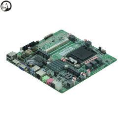 Alle-in-één Motherboard Steun LGA1150, H81, Lvds 2CH/24bit, Facultatieve 2 Com, Com 6