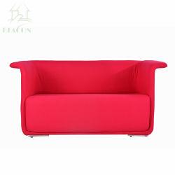 Chaise spéciale Designer baignoire rouge Canapé rembourré