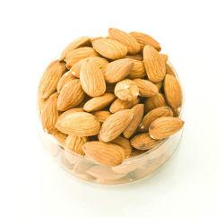 품질 관리 SGS는 알몬드 Nuts 쓴 알몬드 처리되지 않는 알몬드 커널을 검열했다