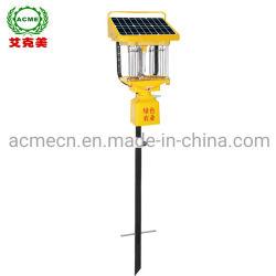 L'énergie solaire avec lampe insecticide Pricefor concurrentiel de la Chine lampe solaire pour la vente