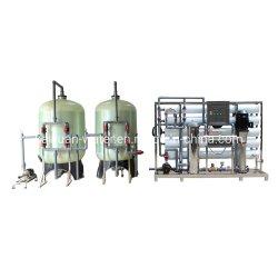 10T/H de purificación de agua de pozo profundo/Lámpara UV para tratamiento de agua