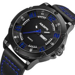 ساعة يد غير رسمية أنيقة 3 ATM مقاومة للماء ساعات مصنوعة من خلائط الألومنيوم للرجال