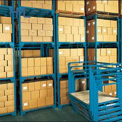 Faible prix d'empilage de pliage Nestainer Portable Rack pour le stockage industriel