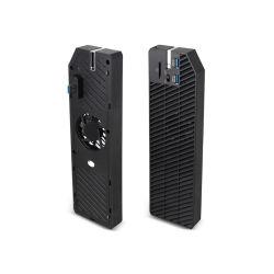 El disco duro SATA multifuncional/Sdd Ventilador de refrigeración con lector de tarjetas SD de la capacidad de disco duro USB 3.0 ampliar la expansión de una xBox