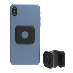 Montaje móvil magnético para China de fábrica de Amazon Logotipo personalizado accesorios para teléfonos móviles