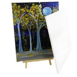 Tela do artista, fontes da arte para telas da pintura para Paingting
