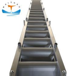 15m Heavy Duty Typ Marine Aluminium Gangway Schiff / Boot Aluminium Gangways Zum Verkauf