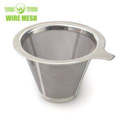 Rundloch Edelstahl Perforiertes Metallblech Filter Mesh Foto Ätzen Chemische Stanz-Netz für Wasser