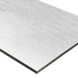 Neitabond 3mm Samengestelde Comité van het Aluminium van de Prijs van 4mm het Zilver Geborstelde (ACP)