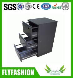خزانة ملفات معدنية حديثة من الفولاذ مع 3 أدراج لاستخدام Office