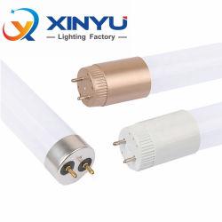 أفضل سعر T8 LED Tube Light 2 قدم, 3 قدم, 4 قدم 9/14/18W 60سم 90 سم 120 سم AC220 فولت 6500K LED Lamp T8 Lighting Tube Glass LED لـ Office Light