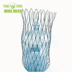 Cuerda de Acero Inoxidable AISI316 Dropsafe Net para Oil & Gas Company