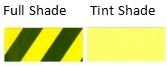 Y1-페인트, 코팅(HC Yellow 1010)용 Fast Yellow G
