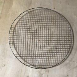 食品等級のステンレス鋼円形BBQの網のグリル