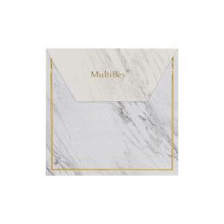 Briefpapier Cadeauserie papier zelfklevend Memo Pad marmer aangepast logo Gouden gefolide sticky Notes