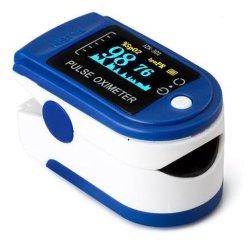 O oxímetro de pulso de dedo, dedo Multi-Color oxigênio disponível oxímetro testes sanguíneos de cuidados de saúde com Bluetooth