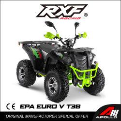 EEC ATV, una rotella da 10 pollici, raffreddamento ad olio, affissione a cristalli liquidi Speedmeter del comandante 200 T3b