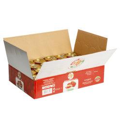 400g/Тин OEM-картонной упаковке 400g*24 фруктовых консервов для горячих блюд