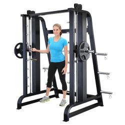 مركز اللياقة البدنية معدات التدريب على قوة آلة سميث