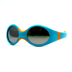 K1256 الأزياء والكؤوس الرياضية المريحة للأطفال مرنة عالية الجودة عدسة حماية الطفل Cute UV400 لعدسات الشمس للفتيان والفتيات