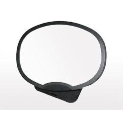 Forma redonda com carro de segurança do Espelho Fácil Ver banco de trás do retrovisor para crianças