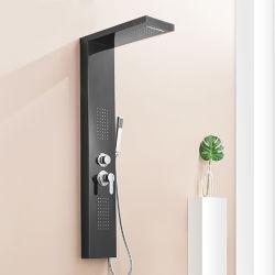 SUS304 ステンレススチール製シャワーパネルシャワーコラムシャワーパネル