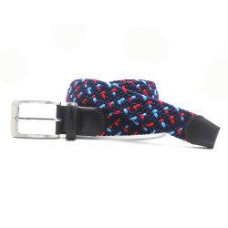 Multi-Color elegante correa elástica de nylon en los deportes, diseños, disponible en varios colores