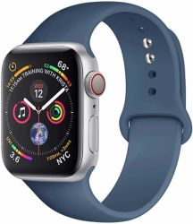 Iwatch Apple 시계 부속품 실리콘 악대를 위한 연약한 보충 스포츠 시계 줄을%s 손목 팔찌 결박