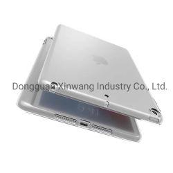 علبة من السيليكون واضحة لعلبة الكمبيوتر اللوحي ناعمة الملمس iPad 10.2