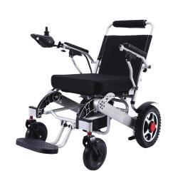 Behinderter Arbeitsweg-Leichtgewichtler, der elektrischen Rollstuhl faltet