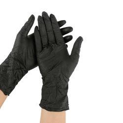 Senhoras Cofre Fashion meia mão as luvas de nitrilo descartáveis luvas do Comprimento do Braço