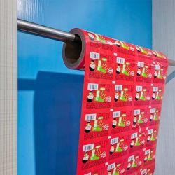 Горячая продажа ПЭТ/OPP ламинированные упаковка рулон пленки для упаковки продуктов питания Autoumatic