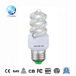 D'éclairage LED Home-Used Ampoule spirale prix faible lampe hélicoïdale économiseur d'énergie