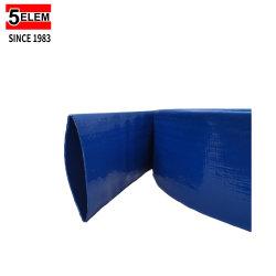 물 배출용 산업용 PVC Layflat 호스