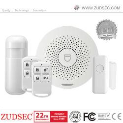 스마트 도난 방지 침입자 와이파이/GSM 도난 무선 홈 보안 경보 시스템