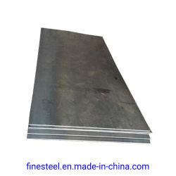 Chapa de aço de baixa liga q690 Q890 Q960 Q1100 laminados a quente Chapa de aço HLE nas Filipinas