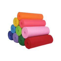 Tessuti stampati Muti Colors Needle Punch tessuto non tessuto