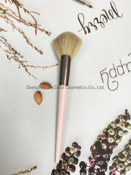 Vendita all'ingrosso 11 PEZZI Set di spazzole per trucco Professional Powder Foundation Blush Set per il trucco