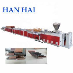 Línea de extrusión de producción de paneles de pared de PVC WPC