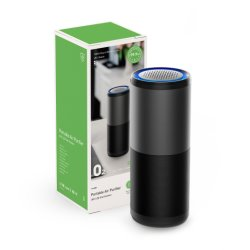 2020 UVC Purificateur d'air filtre HEPA tuer 99% des bactéries purificateur d'air de voiture