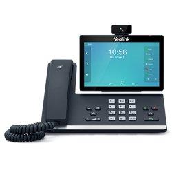 Yealink를 위한 사진기를 가진 영상 회의 IP 전화 SIP-T58V 회의 IP 전화
