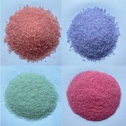 Couleur naturelle parfumés Sels de bain (orange / / lavande rose / olive)