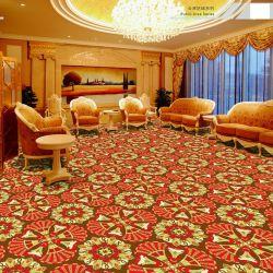 الصين مصنع [فيربرووف] صوف نيلون جدار أن يحوّط [أإكسمينستر] سجادة لأنّ فندق تجاريّة زخرفيّة