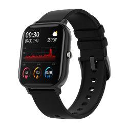2020 P8 Smartband 1.4 인치 지능적인 시계 가득 차있는 접촉 적당 보수계