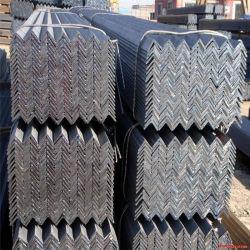 La Chine de haute qualité fournisseur GO Q235 de l'angle en alliage en acier laminés à chaud pour la construction