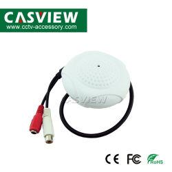 ميكروفون أمان التقاط الصوت عالي الحساسية لكاميرا CCTV Camera جهاز مراقبة صوت DVR